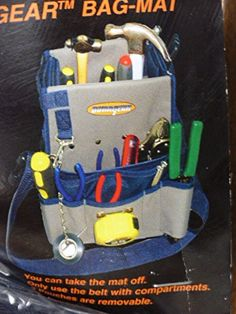 Duragear Bagmat Tool Bag * You can get additional details at the image link. (This is an affiliate link)