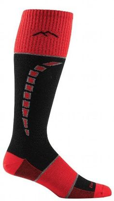Darn Tough Vermont Men's Fang Over The Calf Ultra Light Socks, Rad Red, Large by Darn Tough. $20.00. Made in Vermont We live and work in Vermont. Our backyard is the perfect testing ground to make the finest Premium All Weather Performance Socks. We ski, snowboard, hike, bike and run in the most unforgiving climate in the lower 48. It is under these conditions that we design, test and manufacture our socks.