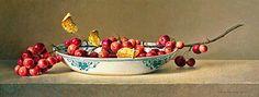 Appeltak op Franse schaal 2007 (19,5 x 50 cm)