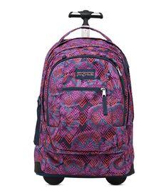 Jansport rolling backpack - Purple | Jansport Backpacks for School ...