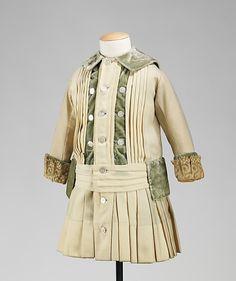 Girl's Dress 1885