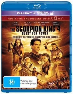 Scorpion King 4 - Quest For Power, The