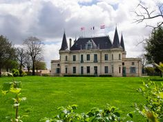 Chateau Palmer, Margaux, Médoc, Bordeaux French Wines © Carla Capalbo
