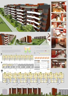 This is the first page from the Outline Proposal for the 4th Sem project. We had to design a energy efficient and affordable multistory building, with 1 and 2 bedroom apartments as well as a pentho...