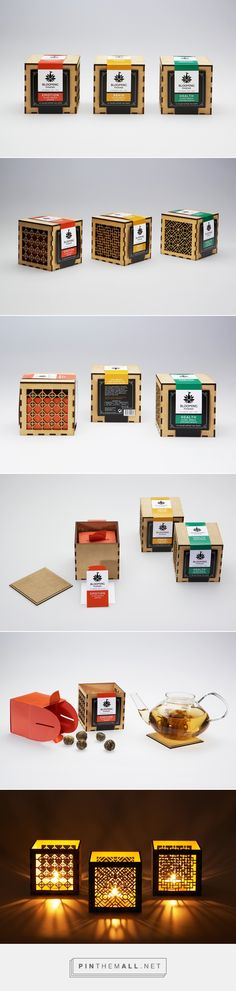 Love the fact that the packaging can be used for candle lantern - Blooming Phoenix - created via http://pinthemall.net