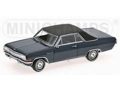 The Minichamps 1/43 Opel Diplomat V8 Coupe 1965 Blue is a superbly detailed diecast car in the 1/43 scale diecast car collection. Discounts available on all Minichamps products at Wonderland Models.