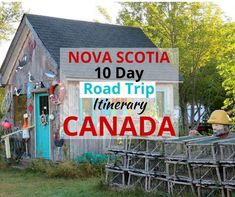 holiday trip This 10 Day Nova Scotia Road Trip Itinerary is your guide to Nova Scotia Canada and the beauty of the east coast maritime region. East Coast Travel, East Coast Road Trip, Halifax Public Gardens, Lunenburg Nova Scotia, Nova Scotia Travel, Pvt Canada, Cabot Trail, Discover Canada, Road Trip Hacks