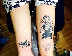 Ambigram Tattoo Designs 10
