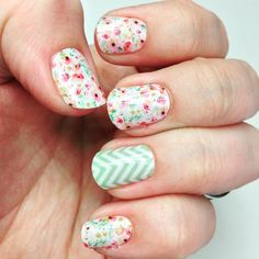 Proven targeted nutritional supplements, amazing nail designs, and unmatched opportunities for a home-based business. Mint Green, Green Chevron, Jamberry Nails, Nail Wraps, Fun Nails, Girly Things, Hair And Nails, Nail Designs, Nail Polish