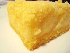Bolo cremoso de milho, sem farinha!