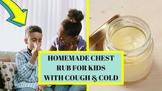 NEW VIDEO! Today its about a homemade remedie for cough & cold for kids! Link in the Bio! Chest Rub, Natural Remedies, Cold, Homemade, Link, Home Made, Natural Home Remedies, Hand Made, Natural Medicine