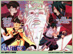 Naruto 652, Read Naruto 652 English Online