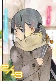 Kokoro Connect - Iori Nagase (永瀬伊織)