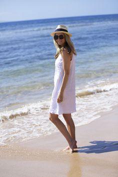 Little White dress | Ivory Lane
