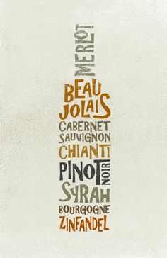 Art wine! design-inspiration