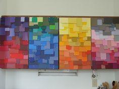 Mosaic Cabinets