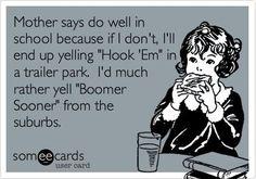 Boomer Sooner - Oklahoma Sooners Texas Sucks