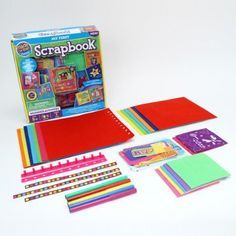 Amazon.com: Made by Me Junior My First Scrapbook: Toys & Games