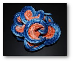More Hyperbolic crochet