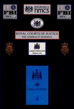 HM Crown Royal Courts Justice - CPS - G J H Carroll - Carroll Foundation Trust - Public Trust Case