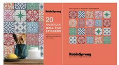 Arabesque, Wall Tiles, Decorative Accessories, Decals, Stickers, Design, Products, Room Tiles, Tags