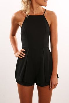 Black Diamond Playsuit