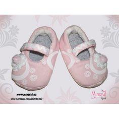 Zapato MINERVA, hecho a mano y para bebé