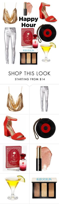 """Happy Hour #2"" by blarecarei ❤ liked on Polyvore featuring Étoile Isabel Marant, Sam Edelman, Chanel, Disney and Bobbi Brown Cosmetics"