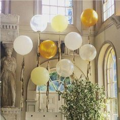 """New Year Decoration 6pcs/Lot 36"""" Helium Large Latex Balloons Party Decorations Kids Baby Shower Event & Party Supplies"""