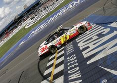 Greg Biffle scores his second win of 2012 at Michigan International Speedway and rockets to first place in the NASCAR Sprint Cup Series points standings.