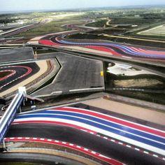 Austin, Texas : Circuit of the Americas
