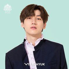 Hyuk, Vixx, Ivy club,