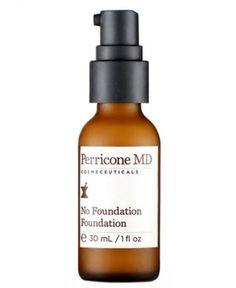 Update your Beauty prodz with Perricone MD No Foundation Foundation, meccacosmetica.com.au