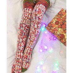 Socks by Viktoria Zmeyka Knitting Charts, Knitting Socks, Knitting Patterns Free, Free Knitting, Knitting Ideas, Knitted Christmas Stockings, Wool Socks, Fair Isle Knitting, Knit Or Crochet