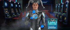 Platincasino News: Der Joker kommt !!
