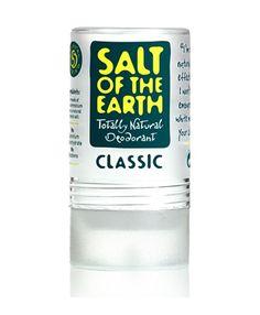 Salt Of The Earth Deodorant Crystal, £4.99