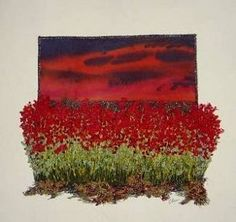 Gilda Baron - Textile Artist Batik ,Paint, Embroidery, Felting