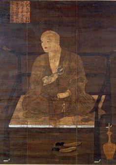重要文化財「弘法大師像」