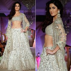 Girl you're amazing just the way you are. | Katrina Kaif Walked The Ramp For Manish Malhotra And, As Always, Looked Phenomenal