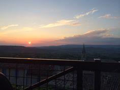 Sunset Bonnieux