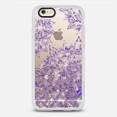 LUXURY PURPLE MANDALA iPhone 6 Case by Nika Martinez | Casetify