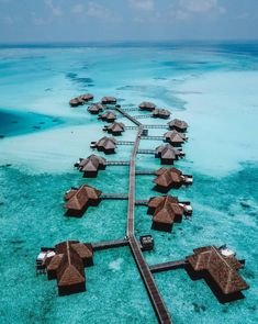 The Maldives are where people go to experience island life at its most relaxed — and most beautiful. Read our Maldives travel guide at the… Visit Maldives, Maldives Travel, Maldives Honeymoon, Dream Vacations, Vacation Spots, Maldives Water Villa, Maldives Villas, Madrid, Bali