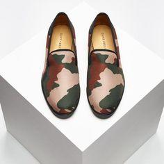 24e22a84764 Classic Camo - Duke   Dexter - Men s Luxury Loafers - Men s Slippers