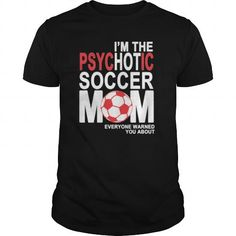 I Love SOCCER MOM T-Shirts
