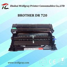 Compatible for Brother DR720,large printed yield with 30000 pages.