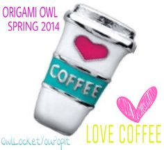Origami Owl is a leading custom jewelry company known for telling stories through our signature Living Lockets, personalized charms, and other products. Create Your Story, Origami Owl Lockets, Coffee Love, Spring 2014, Personalized Jewelry, Cravings, My Design, March, Charmed