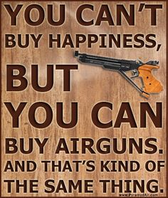 You can't buy happiness. Or can you?!