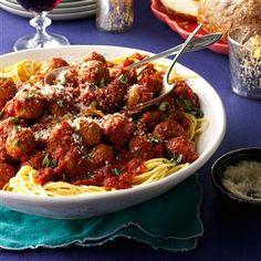 My Best Spaghetti & Meatballs Recipe