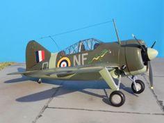 Brewster Buffalo Mk I