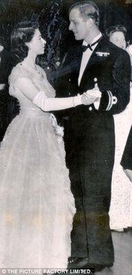 Queen Elizabeth II and Philip